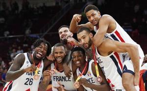 Francia repite bronce en el Mundial