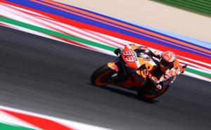En directo, la carrera de Moto2 desde Misano