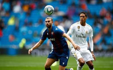 Un Madrid endeble antes del inicio del gran reto