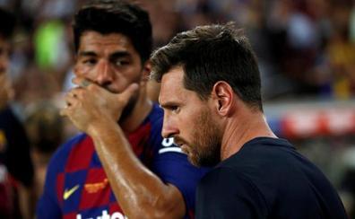 Messi acelera para estar en Dortmund