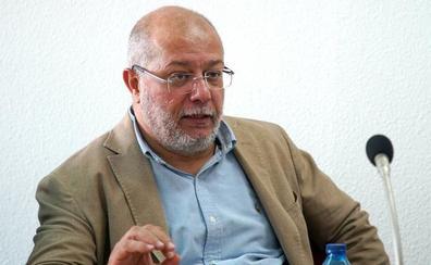 Igea reitera que la fusión de municipios se plantea para la próxima legislatura y en ésta no se irá «más allá»