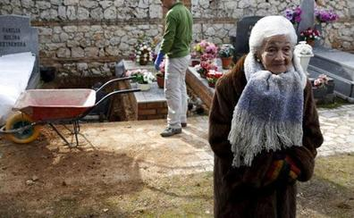 Muere Ascensión Mendieta, símbolo de la lucha por la memoria histórica