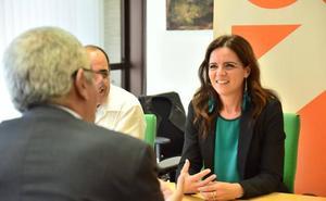 Cs traslada su apoyo a todos aquellos proyectos «para mejorar la salud de los saharauis»