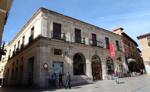 León no valora recuperar la Casa de las Carnicerías tras haber sido sede de la Capital Gastronómica en 2018