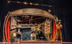 El ciclo 'Sin red' ofrece en el Bergidum una visión plural del circo contemporáneo