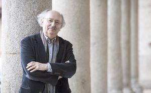 El poeta Antonio Colinas, Premio LericiPea a toda su trayectoria