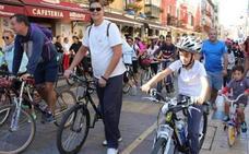 El Día de la Bici sortea siete bicicletas, una de ellas eléctrica, para celebrar sus 25 ediciones