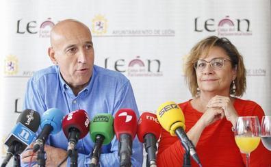 Diez: «León está sucio, muy sucio. Recuperar su imagen tras ocho año de abandono no será fácil»