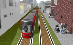 «Es complejo resolver el problema para que los trenes de Feve llegue de nuevo hasta Matallana»