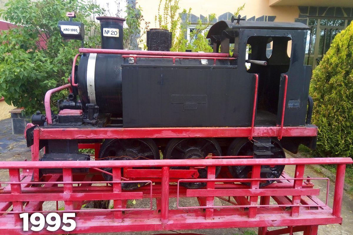 El tren de Hergadi, el tren de Matallana