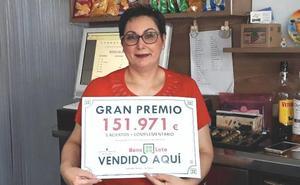 La Bonoloto deja un premio de segunda categoría de 151.971 euros en la localidad berciana de La Placa
