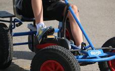 Una jornada fuera del aula y sobre ruedas