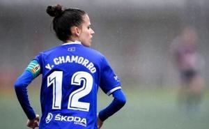 Yolanda Chamorro deja el Oviedo tras ocho años y confiesa un episodio de depresión