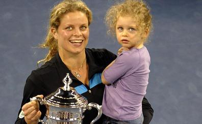Kim Clijsters, la tercera oportunidad de una madre