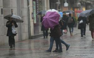 Activada la alerta amarilla por tormentas y lluvias intensas en Castilla y León