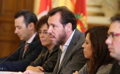 Puente «estudiará» la moción del PP sobre la capitalidad de Valladolid pero no irá a «imposibles»