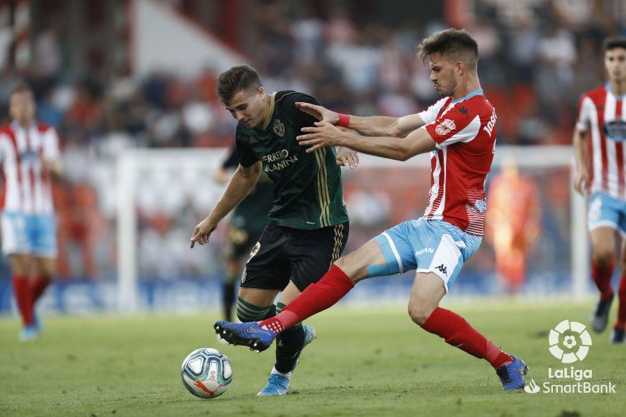 Empate de la Deportiva ante el Lugo
