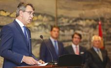 Juan Martínez Majo asume el cargo de delegado territorial de la Junta en León