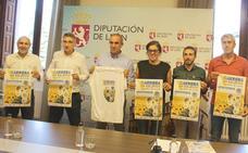 Valencia de Don Juan, Toral de los Guzmanes y Laguna de Negrillos, protagonistas de la Carrera de Relevos de la Diputación