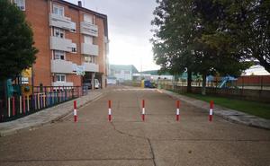 Valencia de Don Juan apuesta por una zona escolar segura