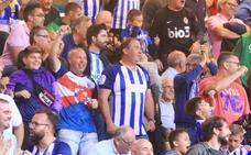 La Deportiva busca el primer lleno de temporada con la 'marea azul' del Real Oviedo