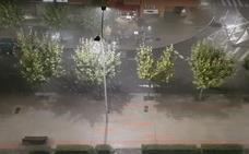 Aemet mantiene la alerta amarilla en León que 'esquiva' el temporal de las últimas horas