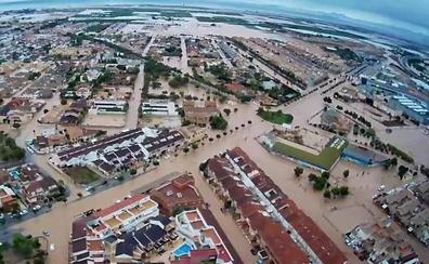 La Aemet alerta por lluvias y fuertes tormentas en la Península