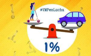 Las asociaciones de usuarios de Vehículos de Movilidad Personal convocan una manifestación en León