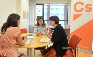 Ciudadanos se compromete a impulsar políticas de apoyo a la infancia en Castilla y León