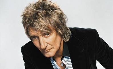 Rod Stewart supera un cáncer