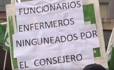 Satse recogerá firmas en León y Villafranca del Bierzo para reclamar un aumento de enfermeros en la provincia