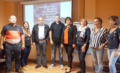 Sariegos inicia la campaña de prevención de la violencia de género de la Diputación de León