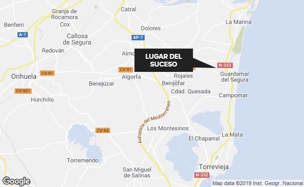 Detenido por matar con un arma blanca a su hermano en Alicante