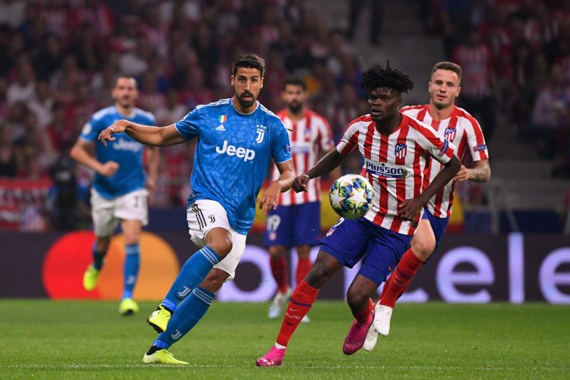 Las mejores imágenes del Atlético-Juventus