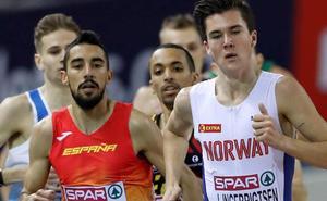 Saúl Ordóñez ya piensa en lograr la mínima en 1.500 metros para Tokio 2020