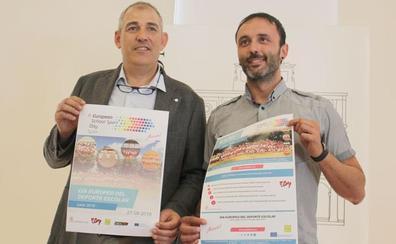 León fomentará la práctica deportiva entre los niños con el Día Europeo del Deporte Escolar