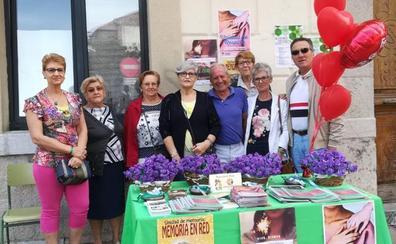 La Robla celebra el día mundial del Alzheimer