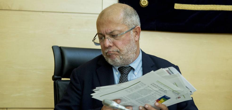 Igea cree que «sería una buena idea» que Maroto se presente a las elecciones del 10-N