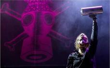Espacio Vías León acoge los conciertos de Tremenda Jauría y The Skandalers