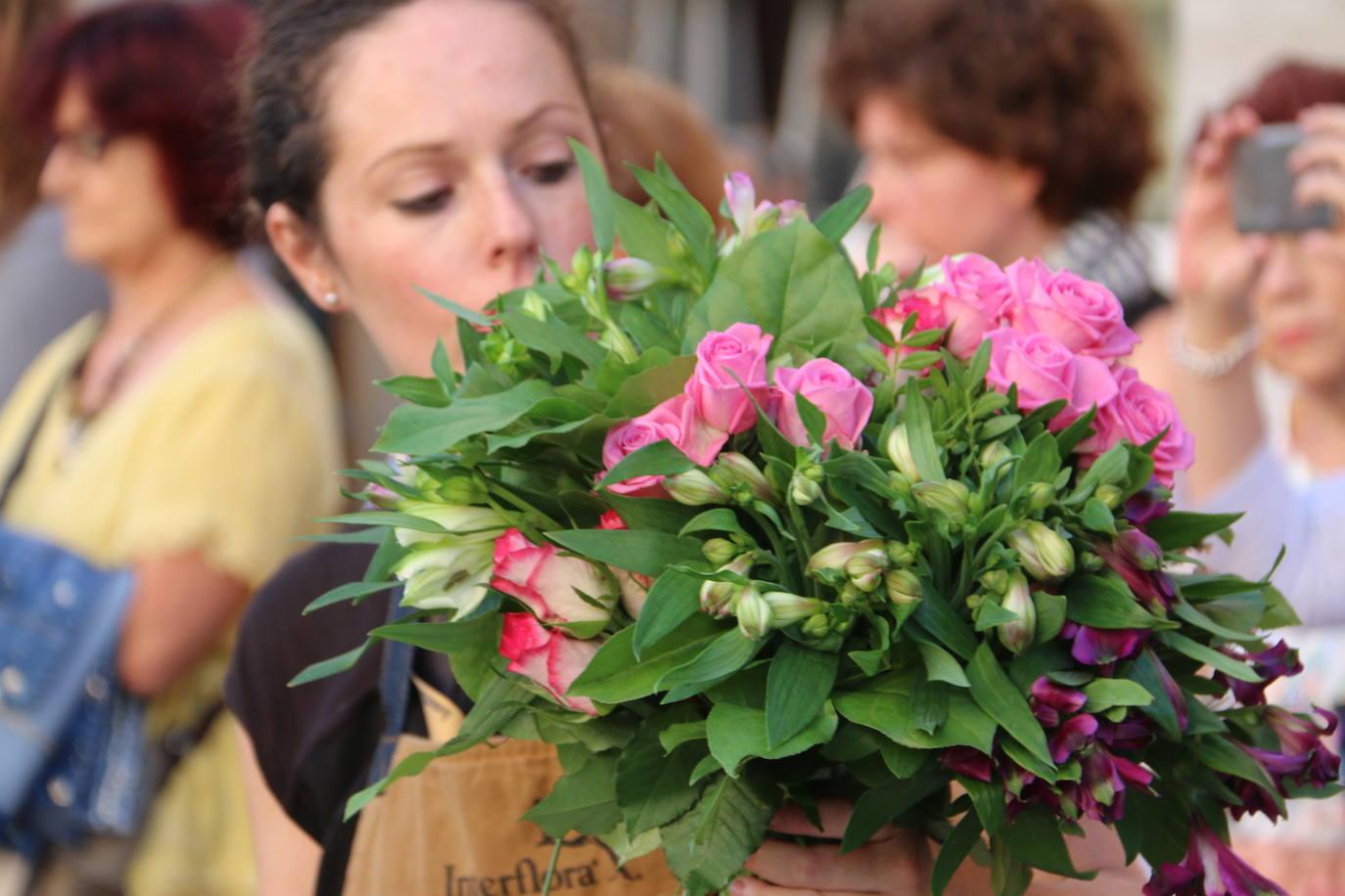 Segunda jornada de la copa Mejor Artesano Florista de España
