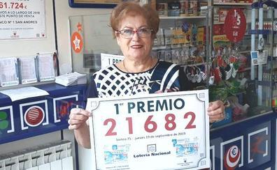 La Lotería Nacional deja un premio de 30.000 en San Andrés del Rabanedo