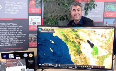 La leonesa Tecnosylva gana un contrato en California para predecir el avance de los incendios forestales
