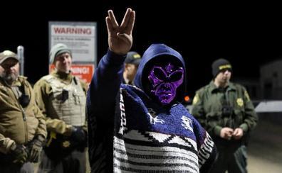Fanáticos de los extraterrestres se congregan cerca de la mítica 'Área 51' de EE UU