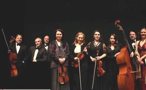 Sonor Ensemble, la mezzo Gudrún Olafsdóttir y el pianista Sebastián Mariné actúan, en León, en el festival de Música Española