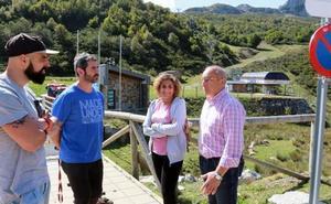 Asturias analizará la «opción» de la fusión de pistas de Fuentes y San Isidro