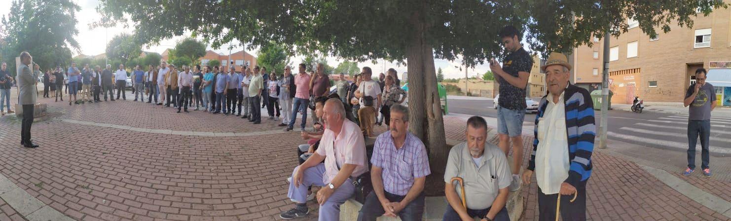 La comunidad gitana de León se cita para gritar 'Justicia para Eleazar'