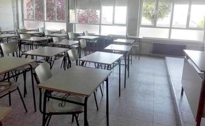 El conflicto del instituto de Valencia de Don Juan se enquista y los alumnos no irán a clase el lunes