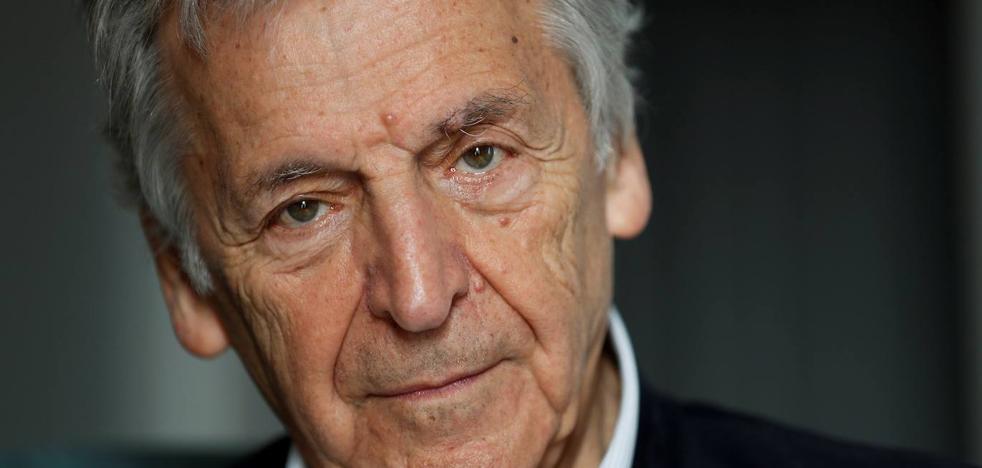 Costa-Gavras: «No puedo sentirme europeo con Juncker o Barroso»