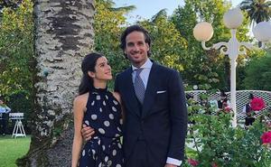 Feliciano López y Sandra Gago se dan el 'sí, quiero'