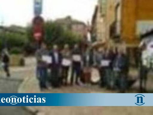 Homenaje a los donantes de sangre de Sahagún y la comarca